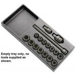 Expert by Facom E040602 Plastic Tray for E040601 Impact Socket Set Module