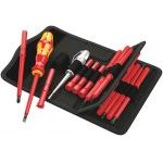 Wera 003471 Kraftform Kompakt 18 Piece Insulated VDE Interchangeable Screwdriver Set