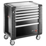 Facom JET.6GM4 JET+ 6 Drawer Roller Cabinet - Grey