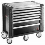 Facom JET.7GM5 JET+ 7 Drawer Roller Cabinet - Grey