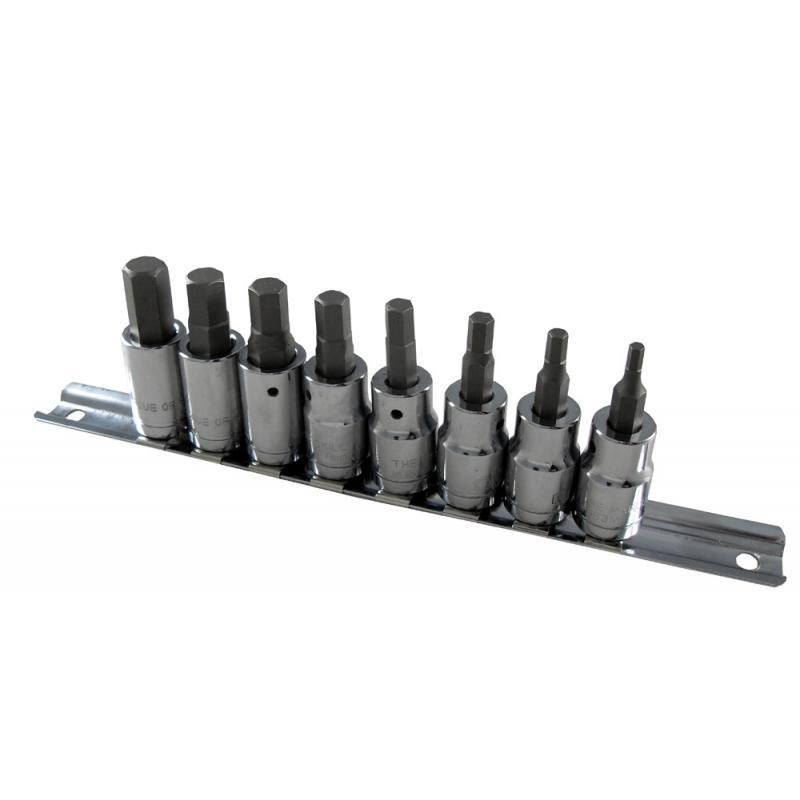 "DEEP Impact Socket Set Sizes 8-36mm Britool Hallmark LDHMPSET836 25 Pce 1//2/"" Dr"