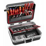 Facom 2208.EM41A CM.E41A 122 Pce.Tool Set Supplied In BV.51A Case