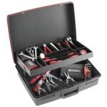 Facom 2038.EM40A 80 Pce. Electromechanical Tool Set With Trolley Case