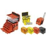Stahlwille 13217 LGE Tool Trolley In Luminous Yellow