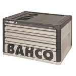 Bahco 1487K4GREY 'Premium' 4 Drawer Top Chest Grey