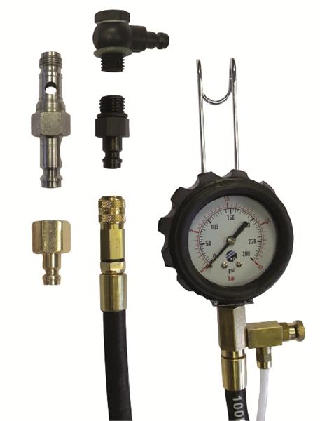 Sykes Pickavant 314925V2 VW Group Fuel Pump Pressure Test Kit for PD  (Diesel) & FSi Engines