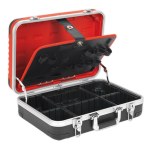 Sealey Tools AP616  Heavy-Duty Professional HDPE Tool Case - Technicians