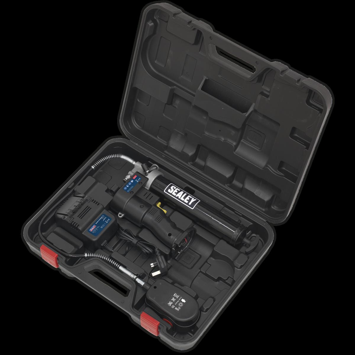 Home Hand Tools Sealey Cpg18vbp Cordless Power Tool Battery 18v For Cpg18v Gronn Com Br