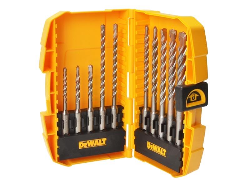 Dewalt DT7935B SDS Plus 10 Piece Drill Bit Set