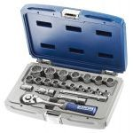 "Expert by Facom E031805 22 Pce 3/8"" Drive Metric Socket Set"