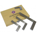 Faithfull Engineers Squares Set, 4 Piece (50, 75, 100, 150mm)