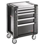 Facom JET.5GM3 JET+ 5 Drawer Roller Cabinet Grey