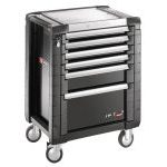Facom JET.6GM3 JET+ 6 Drawer Roller Cabinet Grey