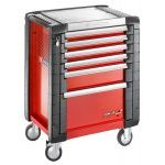 Facom JET.6M3 JET+ 6 Drawer Roller Cabinet Red