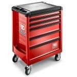 Facom ROLL.6M3 6 Drawer Mobile Roller Cabinet Red