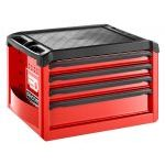 Facom ROLL.C4M3 4 Drawer Top Chest / Tool Box Red