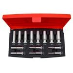 "Bahco S1214L 3/8"" Drive 14 Piece Deep Metric Socket Set 6-19mm"