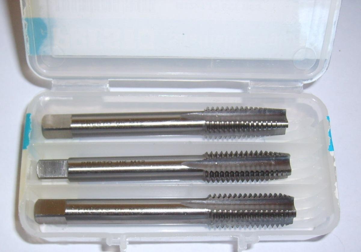 3 mm 0.6 METRIC TAP