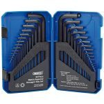 Draper 33894 Metric / Imperial AF Long Allen Hexagon Wrench Key Set