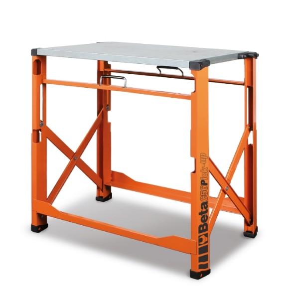 Tremendous Beta Tools C56Po Orange Compact Folding Workbench Camellatalisay Diy Chair Ideas Camellatalisaycom