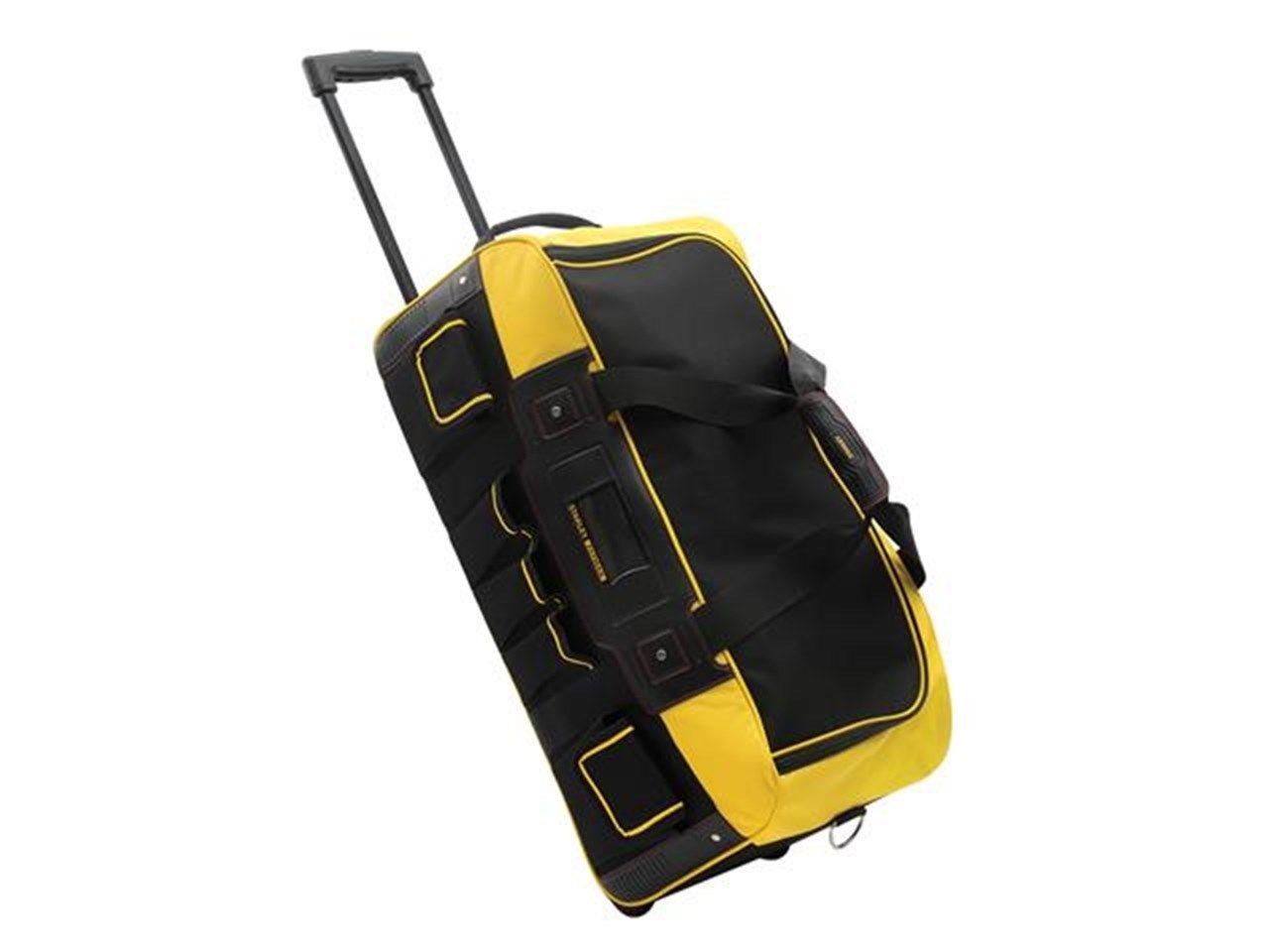 Stanley FatMax FMST82706-1 Rolling Wheeled Toolbag 70cm Duffle Bag