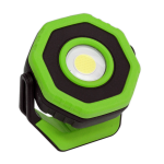 Sealey LED700P, Rechargeable Pocket Magnetic Floodlight 360° 7W COB LED - Hi-Vis