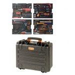 Bahco 4750RCHD01FF1 159 Piece Aviation Imperial Tool Kit In Rigid Case