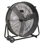 "Sealey HVD30 Industrial High Velocity Drum Fan 30"" 230V"